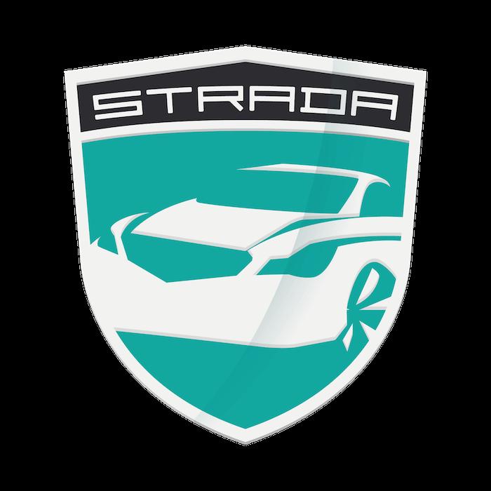 Bilforhandler i Slagelse - Strada Auto våbenskjold