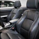 BMW 335i med sort læderkabine