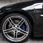 Flotte alufælge på BMW 335i