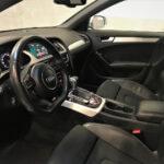 Luksuriøs kabine set i Audi A4