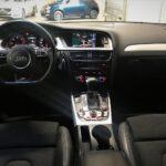 Audi A4 indvendig
