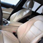 Nyere brugt Mercedes C220 med lys læderkabine