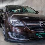 Flot og velholdt Opel Insignia