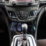 Opel Insignia med navigationsskærm