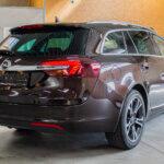 Sort Opel Insignia i sort
