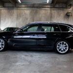 BMW 320 fra siden