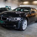 Brugt BMW 320 i sort
