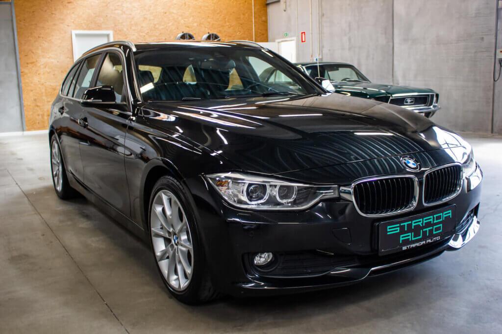 Utrolig velholdt BMW 320