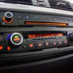 Radio i BMW 320
