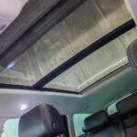 VW Passat tag set indefra