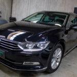 Brugt VW Passat i sort