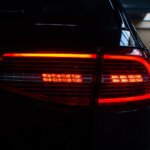VW Passat baglygter