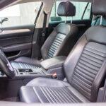VW Passat forsæder