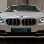 Hvid BMW 520 i Slagelse
