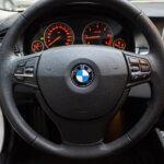 BMW 520d rat