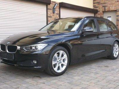 Solgt BMW 320d