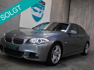 Solgt BMW 520